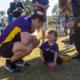 Billy Slater visits Brisbane Buddies August 3, 2019
